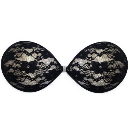 Luxury Boost® Stick On Bra - Ivory Lace