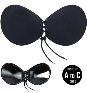 38804dd8a8ebb Silicone   Boost Stick On Bra Collection - Partybra Aus